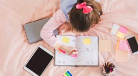 Organizational Tools to Help Kids with ADHD Succeed